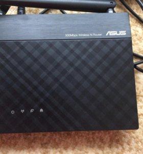 Wi-fi Интернет-центр ASUS