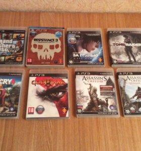 Игры на PS3 эксклюзив