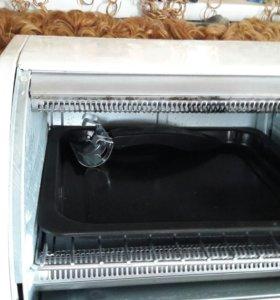 Электрическая печь и тостер