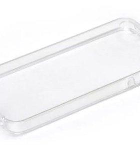 Силиконовая накладка для iPhone 5/5s/SE