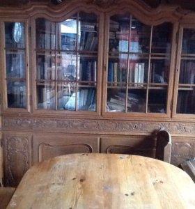 Шкафы из дуба