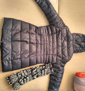 Зимняя куртка,в хорошем состоянии