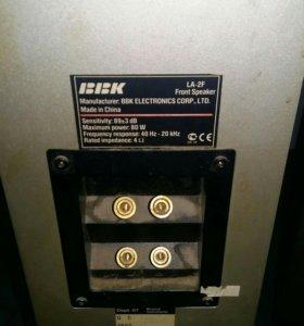 колонки BBK LA2F