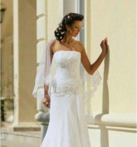 Свадебное платье Merri идеальное состояние