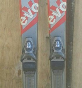 Горнолыжные лыжи