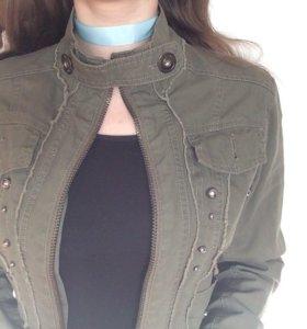 Курта для девушки осень-весна размер XS