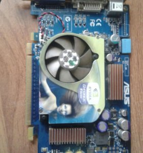 Видеокарта geforce 6600 gt