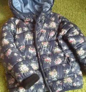 Куртка весна/осень с 1,5 до 3 лет.