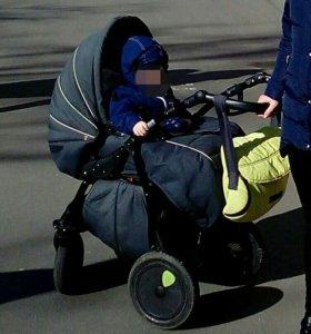 Продам коляску TUTIS ZIPPI