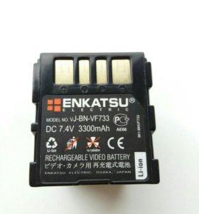 Аккумулятор для цифровой видеокамеры JVC GR-D360E