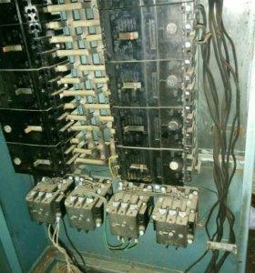 Автоматические пускатели выключатель