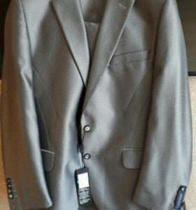 Новый Костюм мужской ( пиджак, брюки)