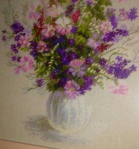 """Картина """"Весенний букет"""""""