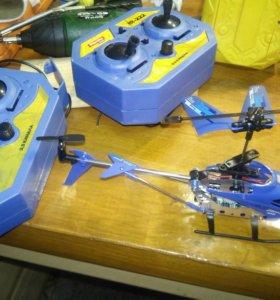 Вертолеты на запчасти