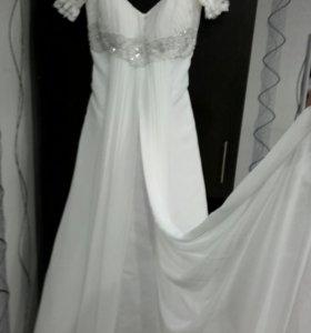 Свад. платье
