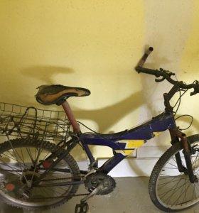 Велосипеды на ходу надо мелкий ремонт