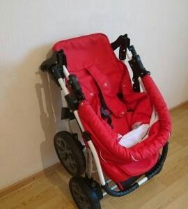 Детская коляска bajtek maya