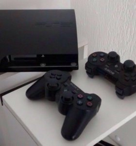 PS3 Прошитый 320гб