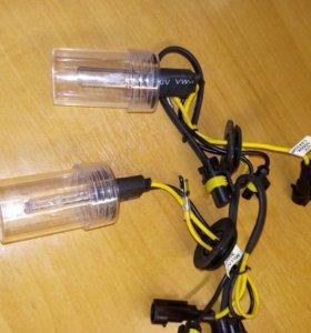Пподам новые ксеноновые лампы H7..5000к