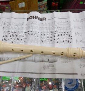 блокфлейта Hohner