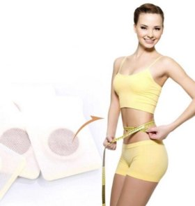 Магнитные стикеры для похудания