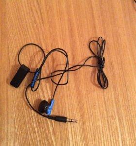 Оригинальные Наушники на PS4 с микрофоном
