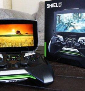 Портативная игровая консоль nVidia Shield