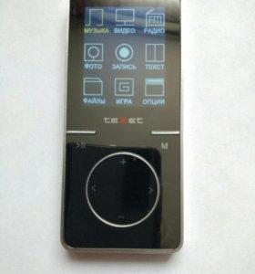MP3-плеер teXet T-479 4Gb