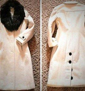 Пальто осень-зима 44-46