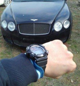 Противоударные часы G-Shock