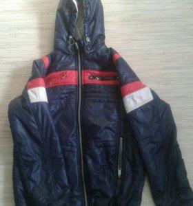Куртка демисезонная. 44 размер