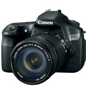Canon 60d 18-135 usm