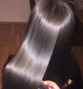 Полировка волос насадкой HD Polisher