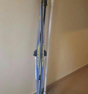 Лыжи 175 см