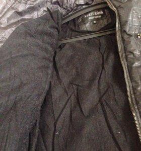 Новая куртка на подростка