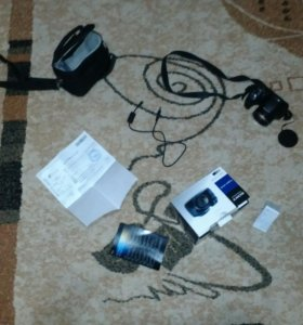 Продам фотоаппарат sony cybershot dsc-h100