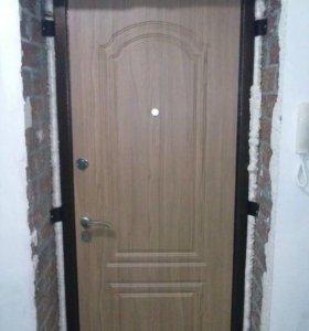 Входные двери, сейф двери