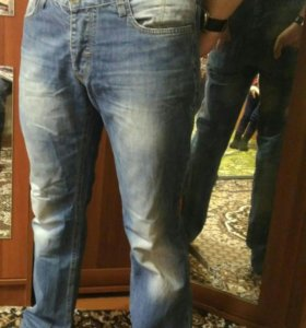 Джинсы Motor jeans tmr denim оригинал