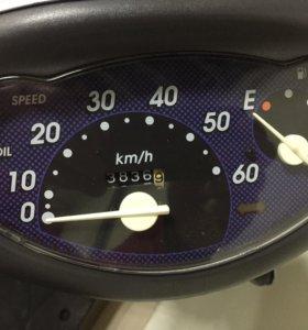 Скутер Honda Fit