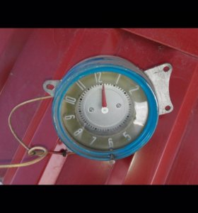 Часы электро - механические для ам Победа М-20