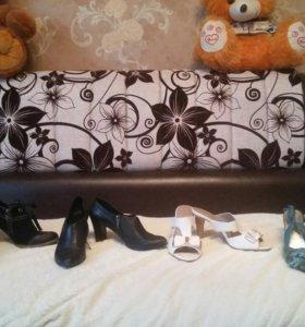 Продается жен.обувь т.89524087761