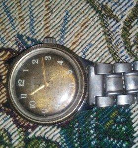 Часы Wostok. 18 камней.