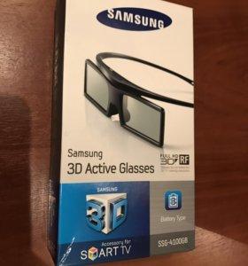 3D очки Samsung SSG-4100GB (новые)