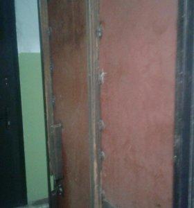 Ремонт металлических дверей