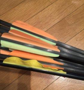 Стрела арбалетная карбоновая