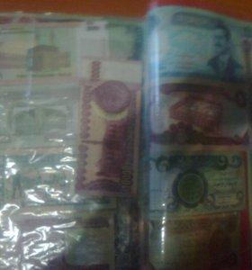 Продаю банкноты разных стран