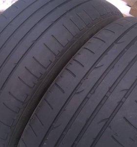 Bridgestone Dueler RFT 205//55/17 2 шт