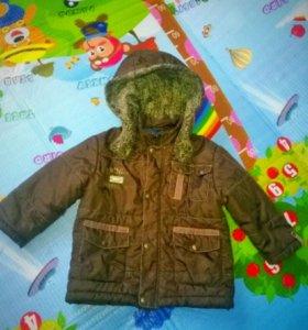 Демисезонная куртка на весну