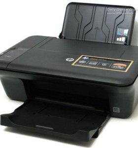 Принтер+сканер цветной