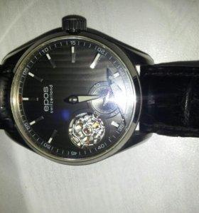 Швейцарские часы epos 3403